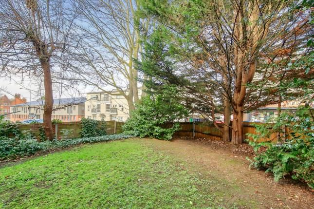 Communal Gardens of 50 Kingston Hill, Kingston Upon Thames, Surrey KT2