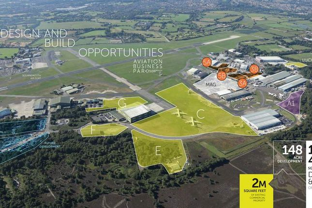 Thumbnail Industrial to let in 400, 000 Sq Ft Site, Christchurch