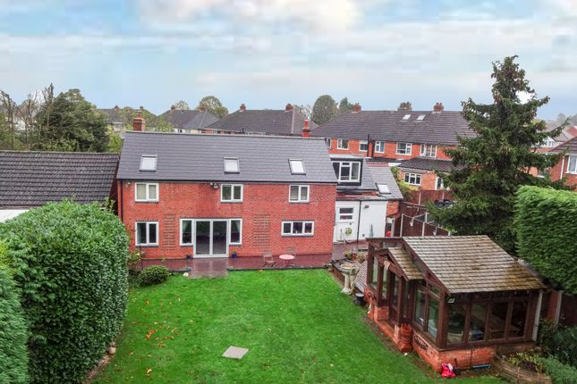 Thumbnail Detached house for sale in Fordrough Cottages, Alvechurch Road, West Heath, Birmingham