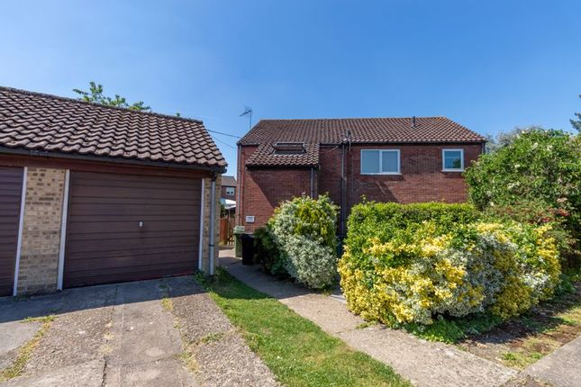 1 bed flat for sale in Stone Breck, New Costessey, Norwich NR5