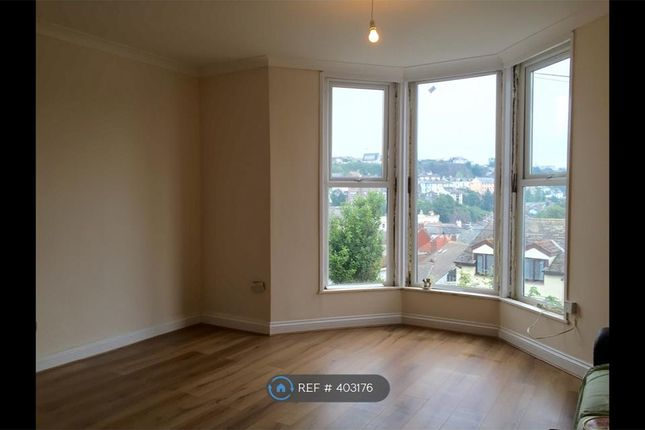 Thumbnail Flat to rent in Higher Manor Road, Brixham