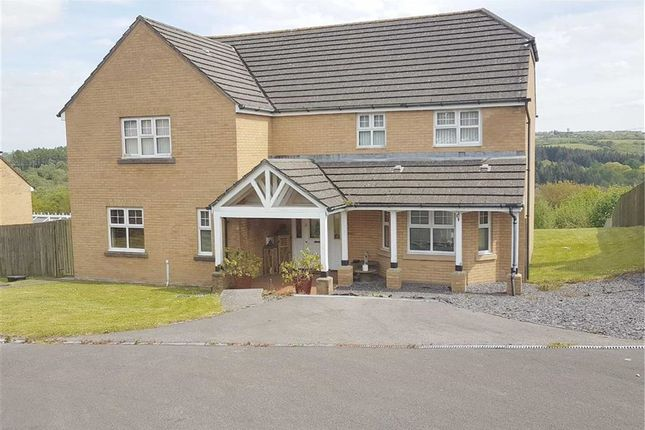 Thumbnail Detached house for sale in Home Farm Way, Penllergaer, Swansea