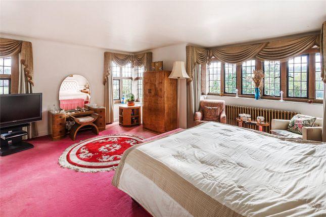 Master Bedroom of Givons Grove, Leatherhead, Surrey KT22