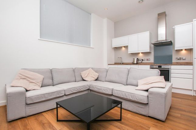Thumbnail Flat for sale in Cathedral View, Wentworth Street, Peterborough