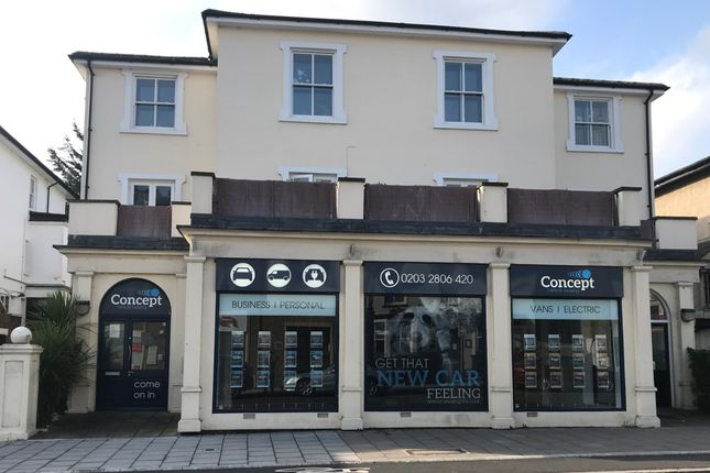 Thumbnail Office for sale in 126-130 Ewell Road, Surbiton