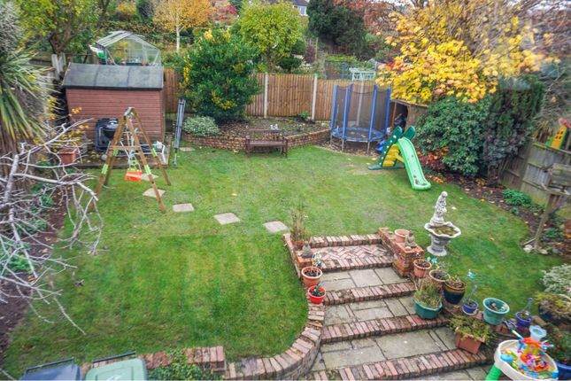 Garden of Revesby Road, Nottingham NG5