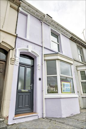 Thumbnail Terraced house to rent in Temple Terrace, Lampeter