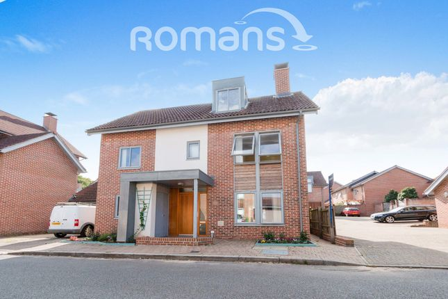 5 bed detached house to rent in Mailing Way, Basingstoke RG24