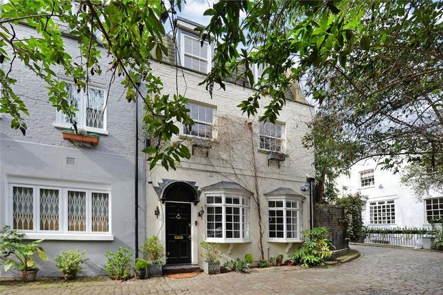Thumbnail Mews house for sale in Albion Mews, Hyde Park