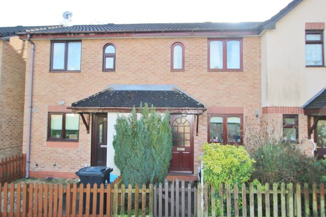 Thumbnail Terraced house to rent in Claudius Way, Lydney