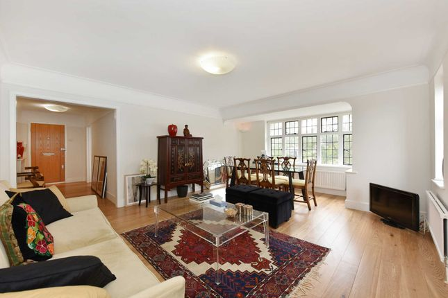 Thumbnail Flat to rent in Thanet Court, Queens Drive, London