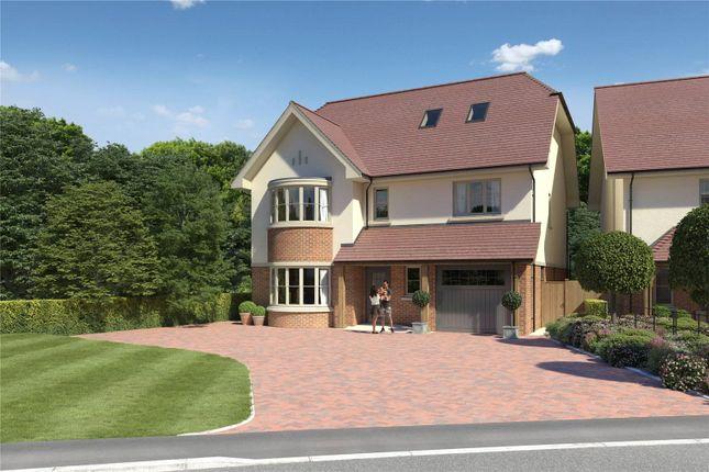 Thumbnail Detached house for sale in Heathbourne Village, Heathbourne Road, Bushey, Hertfordshire