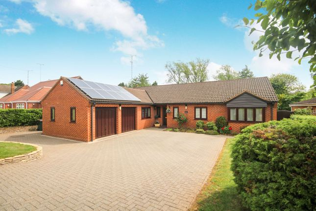 Thumbnail Detached bungalow for sale in Ainsbury Road, Coventry