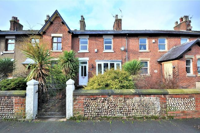 Thumbnail Terraced house to rent in Eastcliffe, Lytham, Lytham St Anne's, Lancashire