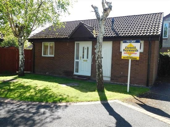 Thumbnail Bungalow to rent in Bloomfield Grange, Penwortham, Preston