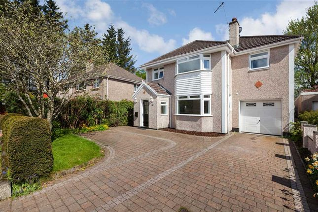 Thumbnail Detached house for sale in Jamieson Drive, Calderwood, East Kilbride