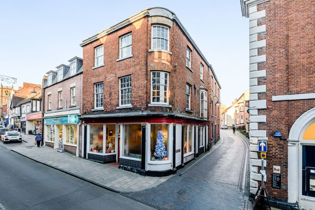 Thumbnail Retail premises for sale in Clifford's Cafe, Whitchurch, Shropshire
