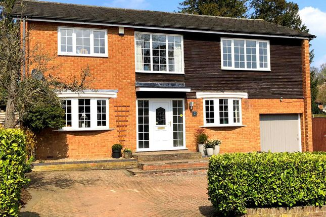 Thumbnail Detached house for sale in Bargrove Avenue, Hemel Hempstead