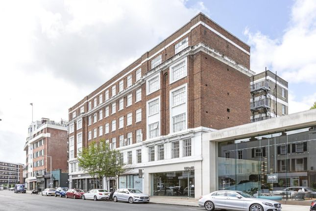 Exterior of St Georges Court, Brompton Road SW3