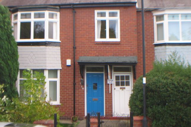 Thumbnail Terraced house for sale in Newlands Road, High West Jesmond