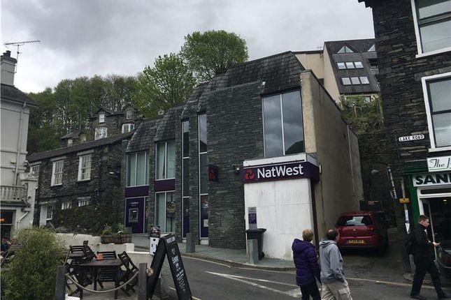 Thumbnail Retail premises for sale in 1, Cheapside, Ambleside, Cumbria, UK