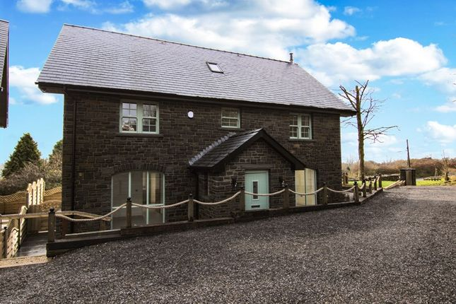 Detached house for sale in Pontsticill, Merthyr Tydfil, Mid Glamorgan