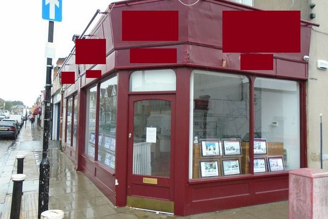 Thumbnail Commercial property for sale in Myddleton Road, London