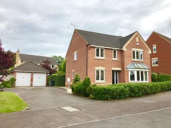 Thumbnail Detached house for sale in Pinkers Mead, Emersons Green, Bristol, South Gloucestershire