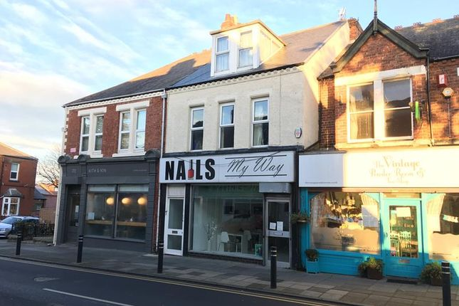 Thumbnail Retail premises to let in 168, Park View, Whitley Bay, Tyne & Wear