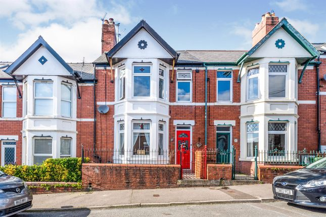 Thumbnail Terraced house for sale in Llwynfen Road, Pontyclun
