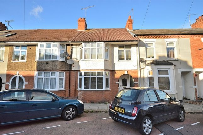 Thumbnail 3 bed terraced house to rent in Euston Road, Far Cotton, Northampton