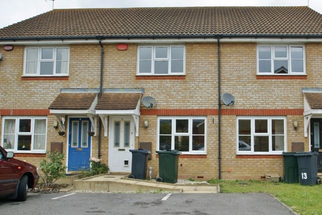 Thumbnail Terraced house to rent in Lapwing Drive, Kingsnorth, Ashford