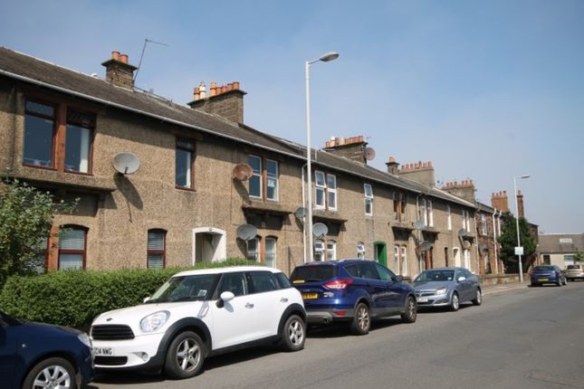 Thumbnail Flat to rent in West Sanquhar Road, Ayr