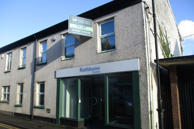 Thumbnail Office to let in New Street, Cwmbran