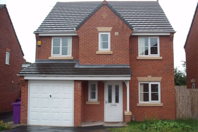 Thumbnail Shared accommodation to rent in Papillon Drive, Off Barlows Lane, Aintree