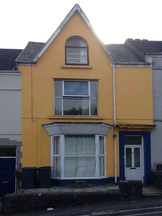 Thumbnail Terraced house to rent in Glanmor Rd, Swansea