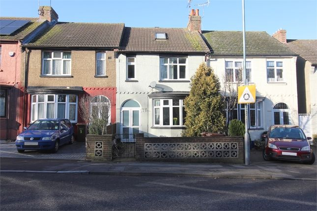 Thumbnail Terraced house for sale in Woodlands Road, Gillingham, Kent.