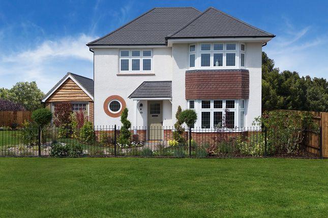 Thumbnail Detached house for sale in Blaise Park, Milton Hill, Milton Heights, Abingdon