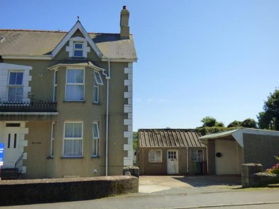 Thumbnail Semi-detached house for sale in Llanbedrog, Gwynedd