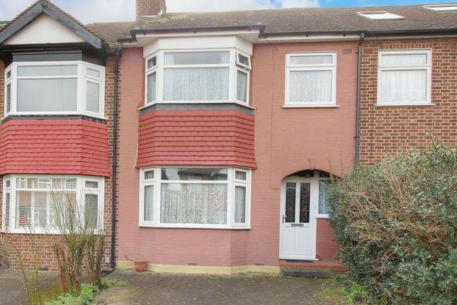 Thumbnail Terraced house for sale in Weardale Gardens, Enfield