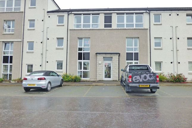 Thumbnail Flat for sale in Farburn Place, Dyce