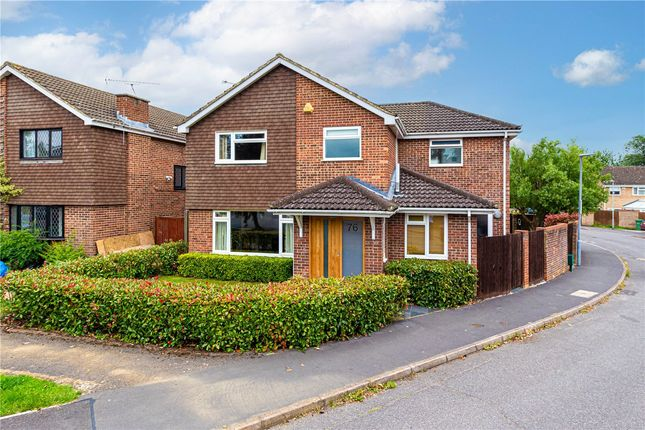 Detached house for sale in Alzey Gardens, Harpenden