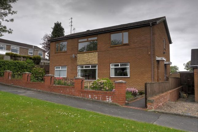 Thumbnail Flat for sale in Greenway, Chapel Park, Newcastle Upon Tyne