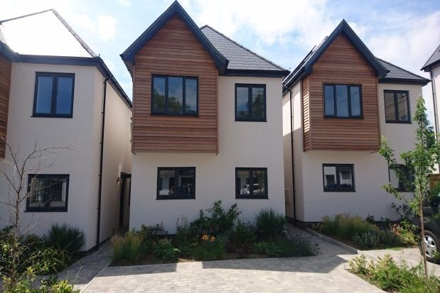 Thumbnail Property to rent in Old School Mews, Kennington, Ashford