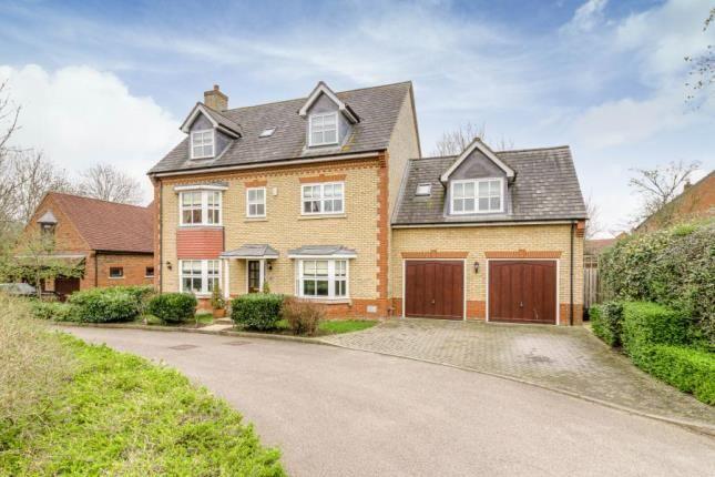 Thumbnail Detached house for sale in Hayman Rise, Grange Farm, Milton Keynes, Buckinghamshire