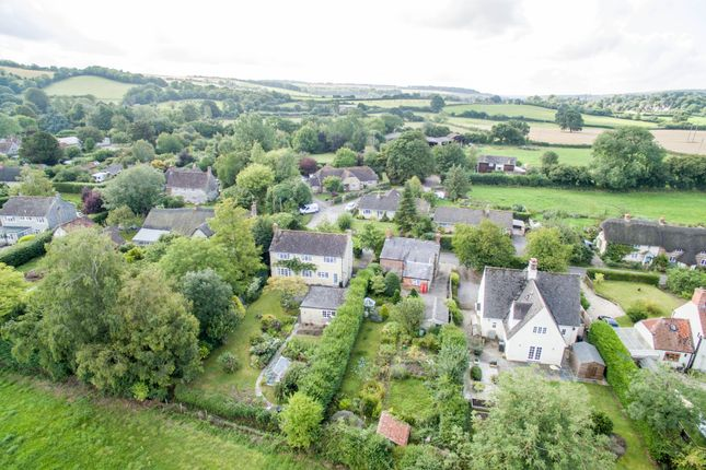 Thumbnail Detached house for sale in West Street, Fontmell Magna, Shaftesbury