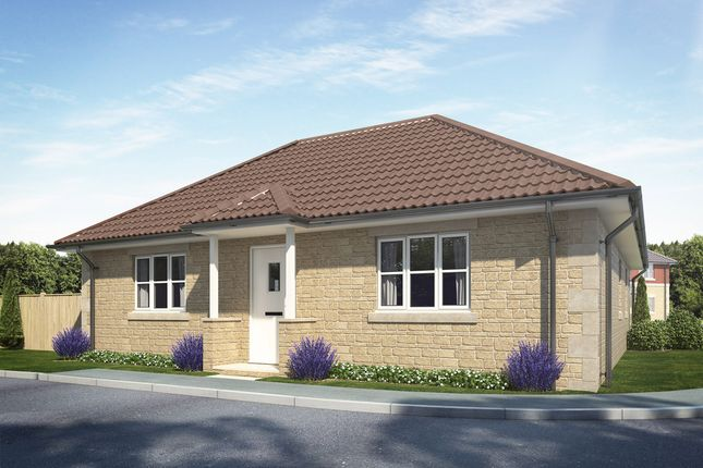 Thumbnail Detached bungalow for sale in Hilperton Road, Hilperton, Trowbridge