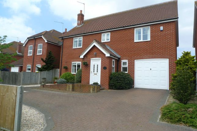 Thumbnail Property for sale in The Old Smithy, Main Road, Filby, Great Yarmouth