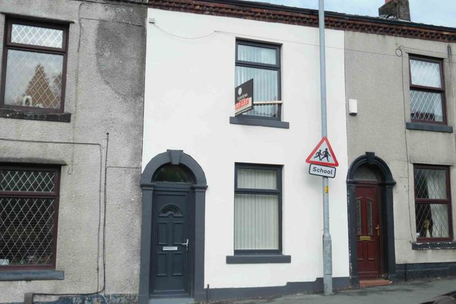 Thumbnail Terraced house to rent in Grains Road, Shaw, Oldham