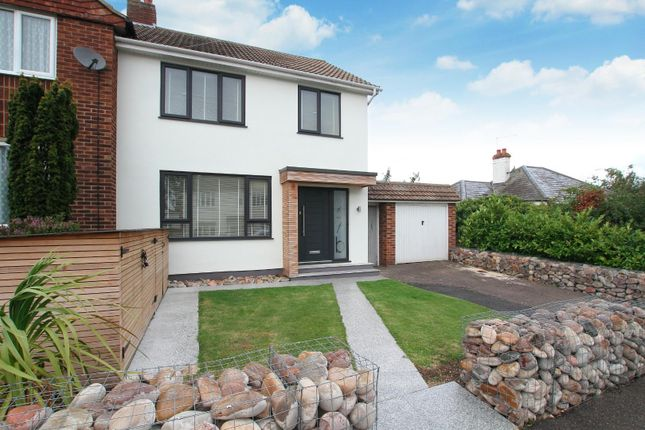 Thumbnail Semi-detached house for sale in Queens Road, Tankerton, Whitstable